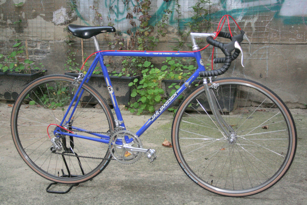 Vintage Renrad : Jan Janssen Tour de France (RH 55 cm)