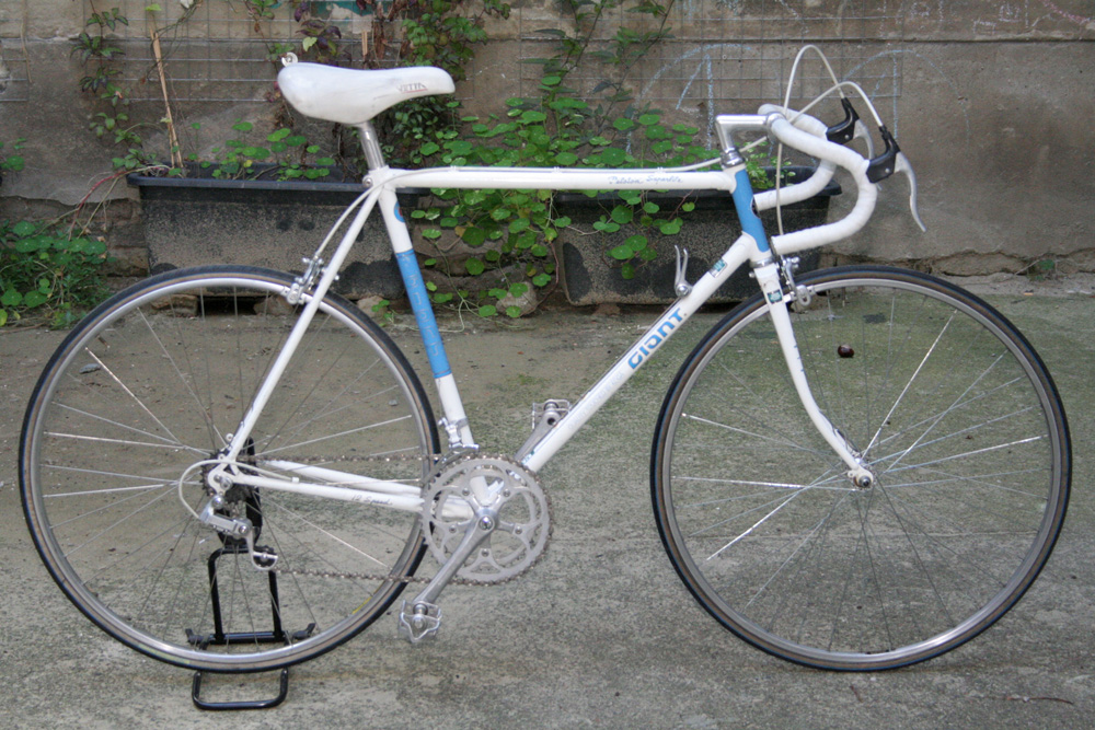 Original Vintage : Giant Peloton Superlite